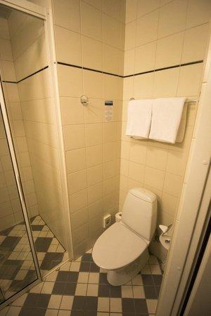 Baltic Hotel Vana Wiru: Туалет