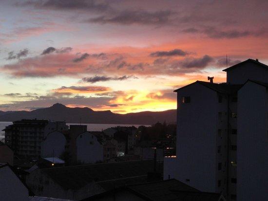 Soft Bariloche Hotel : Amanhecer - 6 Andar - Frente