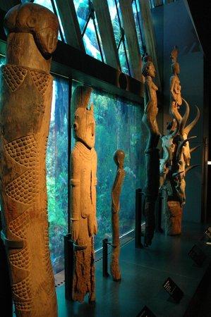 Musée du quai Branly - Jacques Chirac : Permanent collection