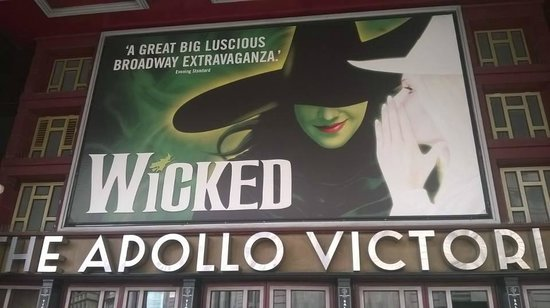 Wicked the Musical: Billboard
