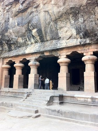 Elephanta Caves: remarkable carvings