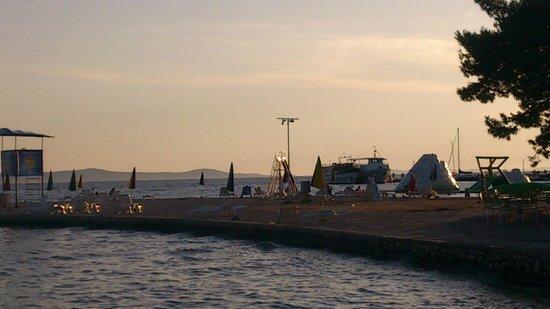 Zaton Holiday Resort: wonderfull evening