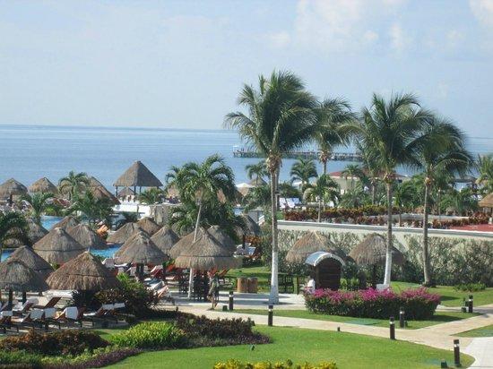 Moon Palace Golf & Spa Resort: Veiw from room