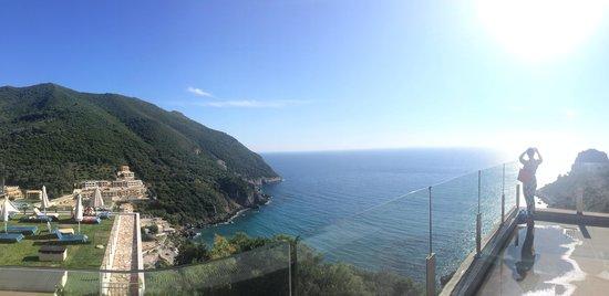 SENSIMAR Grand Mediterraneo Resort & Spa by Atlantica: Pano Pool View