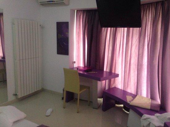 Hotel Christina: Room..