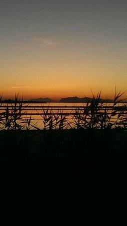 Isola di Mozia (Mothia)/ San Pantaleo: Tramonto