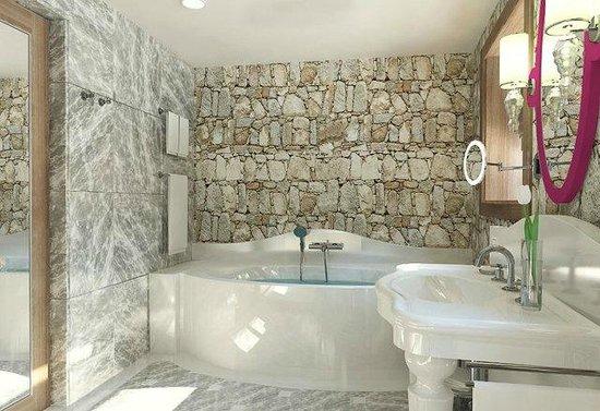 Sinter Terasse House Hotel: banyo