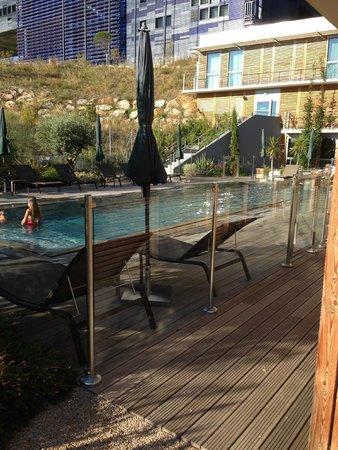 Courtyard Marriott Montpellier: La piscine