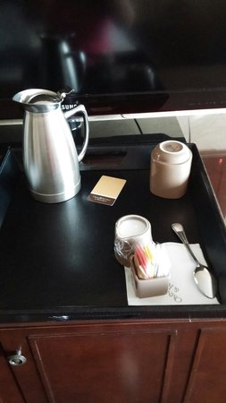 Omni Austin at South Park: Complimentary coffee