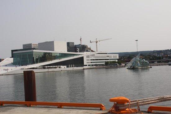 Oslo Fjord: Opera House Oslo