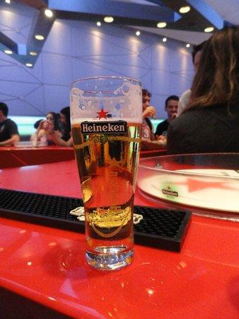 Heineken Experience: Una Heineken
