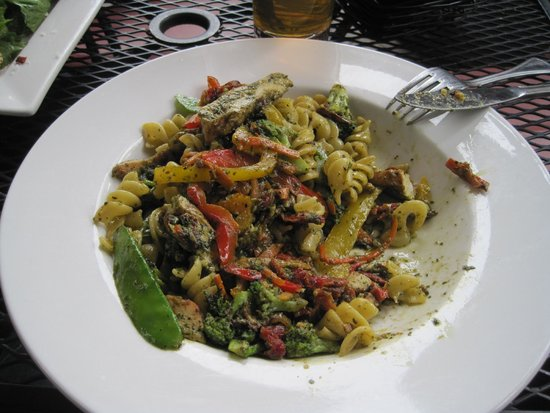 The Hot House : Pasta Pesto