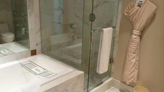 Grand Hyatt Seattle: Bathroom