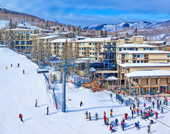 The Westin Snowmass Resort: The ideal Ski-in/Ski-out location in Snowmass!