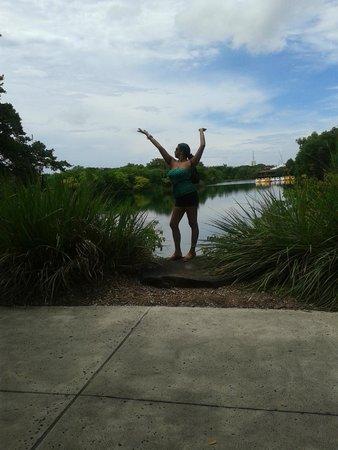 Zoo Miami: me