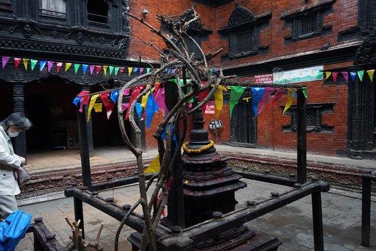 Kumari Chowk : 生き神クマリ
