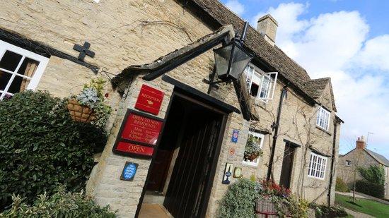 Old Swan & Minster Mill: The front door