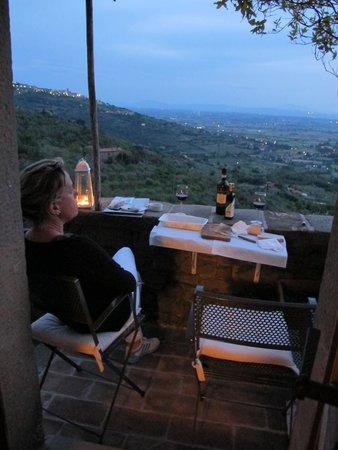 Locanda San Martino a Bocena: tranquilidad