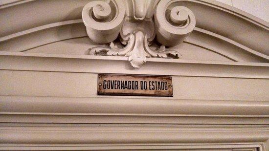 Theatro Municipal De São Paulo : Camarote, entrada