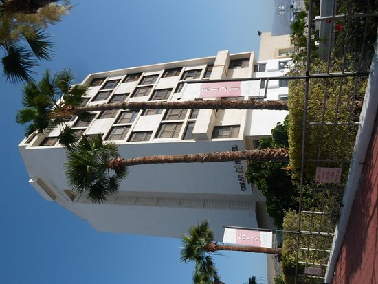 Golan Hotel: El Hotel