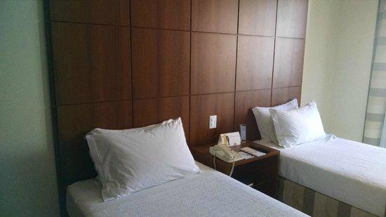 Kubitschek Plaza Hotel: Apartamento 1115.