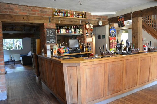 The Green Inn: Our Main Bar