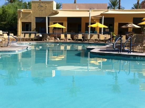 Marriott's Canyon Villas: Quiet morning