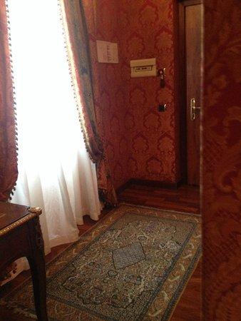 Hotel Turner: Entrada Junior suite