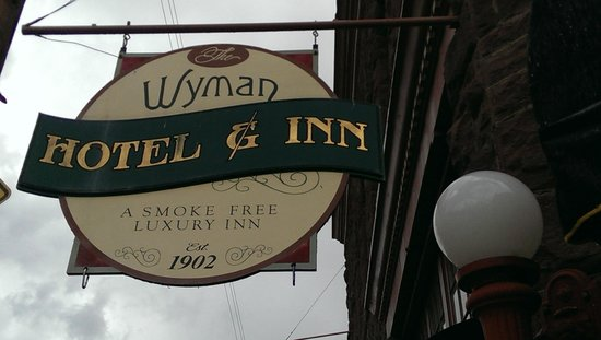 The Wyman Hotel and Inn: The Wyman B&B Hotel, Silverton, CO