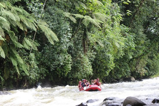Desafio Adventure Company - Day Tours : Rafting on the Sarapiqui