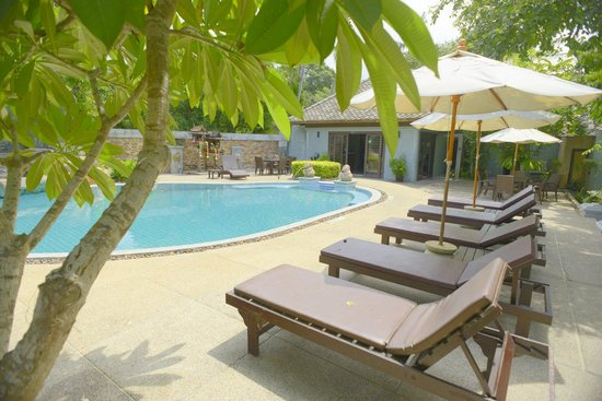 Samui Heritage Resort: Pool 1