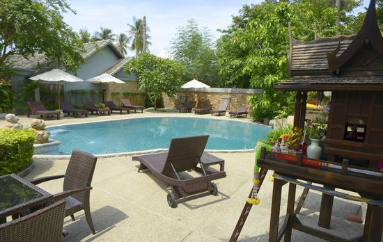 Samui Heritage Resort: Pool 2
