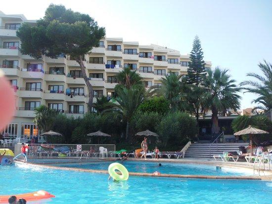 Alua Miami Ibiza: pool