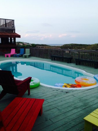 The Beach Lodge: Nice pool!