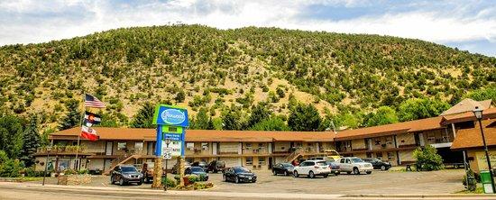 Glenwood Springs Inn : View