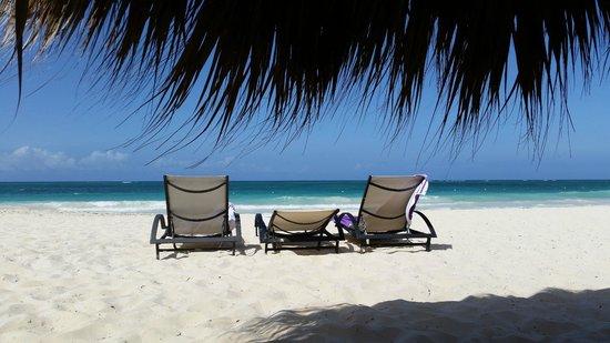 The Reserve at Paradisus Punta Cana: great beach