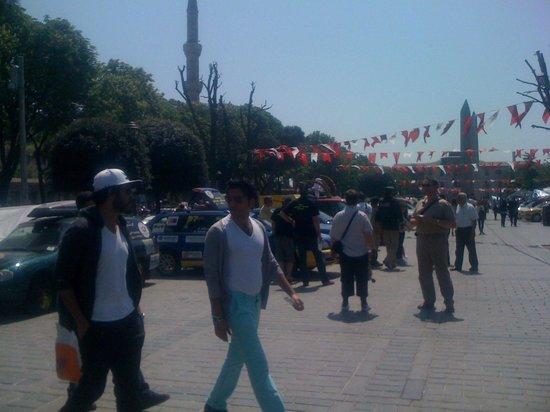 Tria Hotel Istanbul: Blue Mosgue