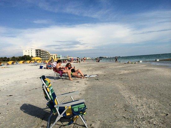 Beach Suites Resort: More beach...