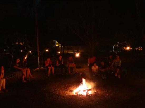 Anaconda Lodge Ecuador: Shamanic Night at the Lodge!
