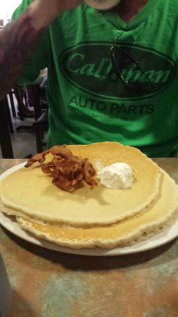 Hawaiian Style Cafe: Pancakes!