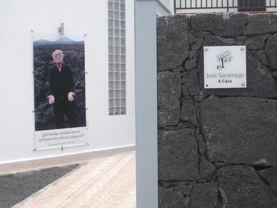 Casa Jose Saramago