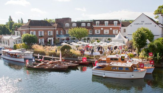Photo of Macdonald Compleat Angler Marlow