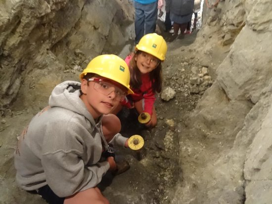Central City, CO: Digging for gold inside the mine