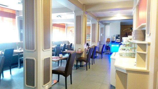 Hotel Munich City : Breakfast room and restaurant