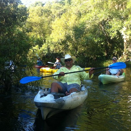 Reel Expeditions Kayak Tours