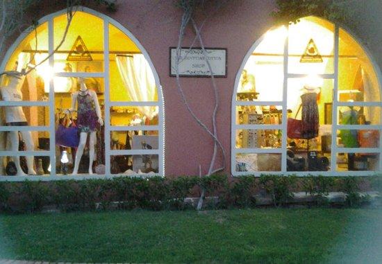 TUI Magic Life Sharm el Sheikh: Cotton shop