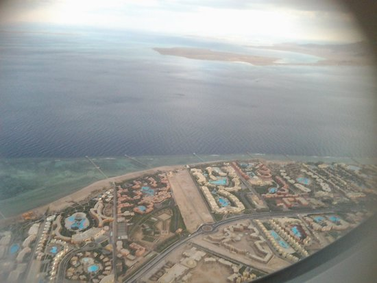 Club Magic Life Sharm el Sheikh Imperial: the hotel from the air