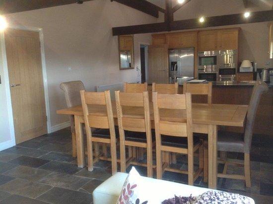 Moss Farm: Dairy Kitchen
