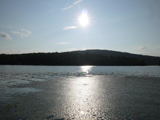 Le Domaine du Lac Saint Charles: Le lac St Charles