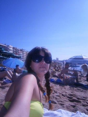 Lloret Beach : praia de lloret del mar